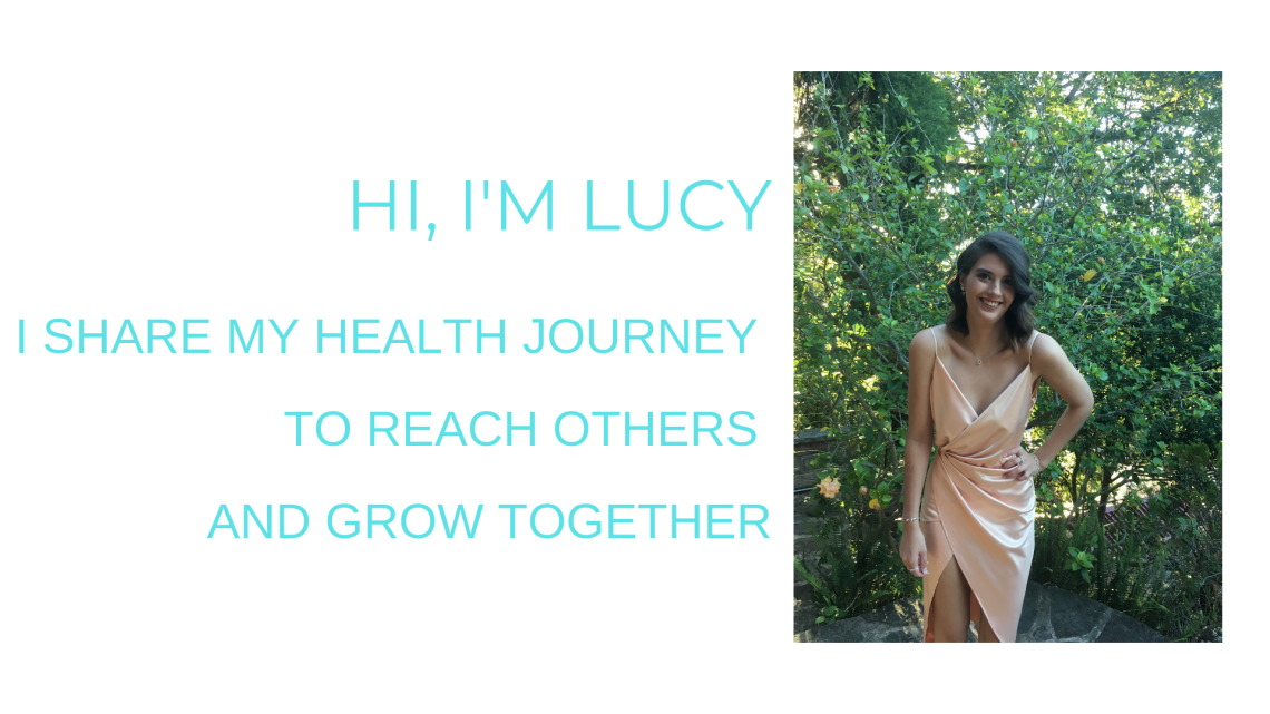HI, I'M LUCY